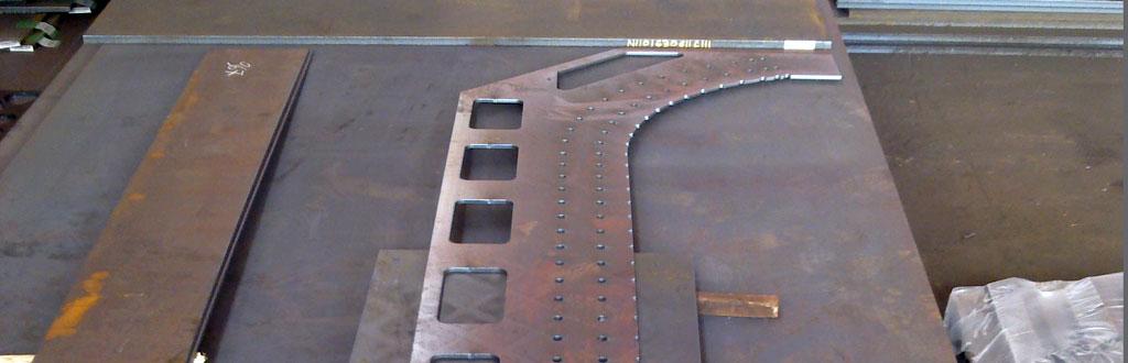 plasma cutting stainless steel